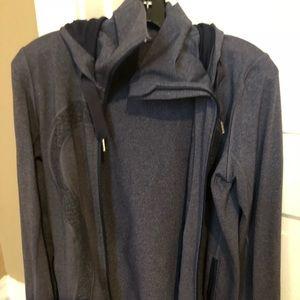 Lululemon heathered purple jacket